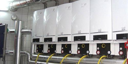 merkezi ısıtma sistemleri izmir
